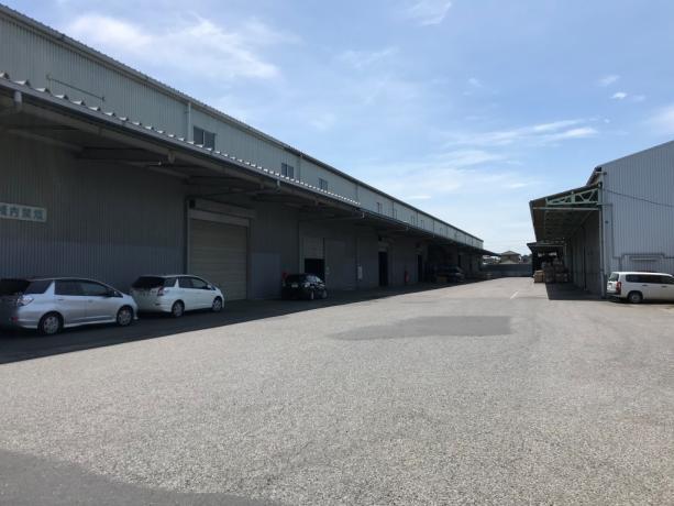 加須市飯積倉庫