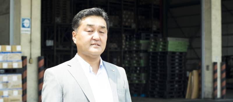 代表取締役社長 鈴木 裕司